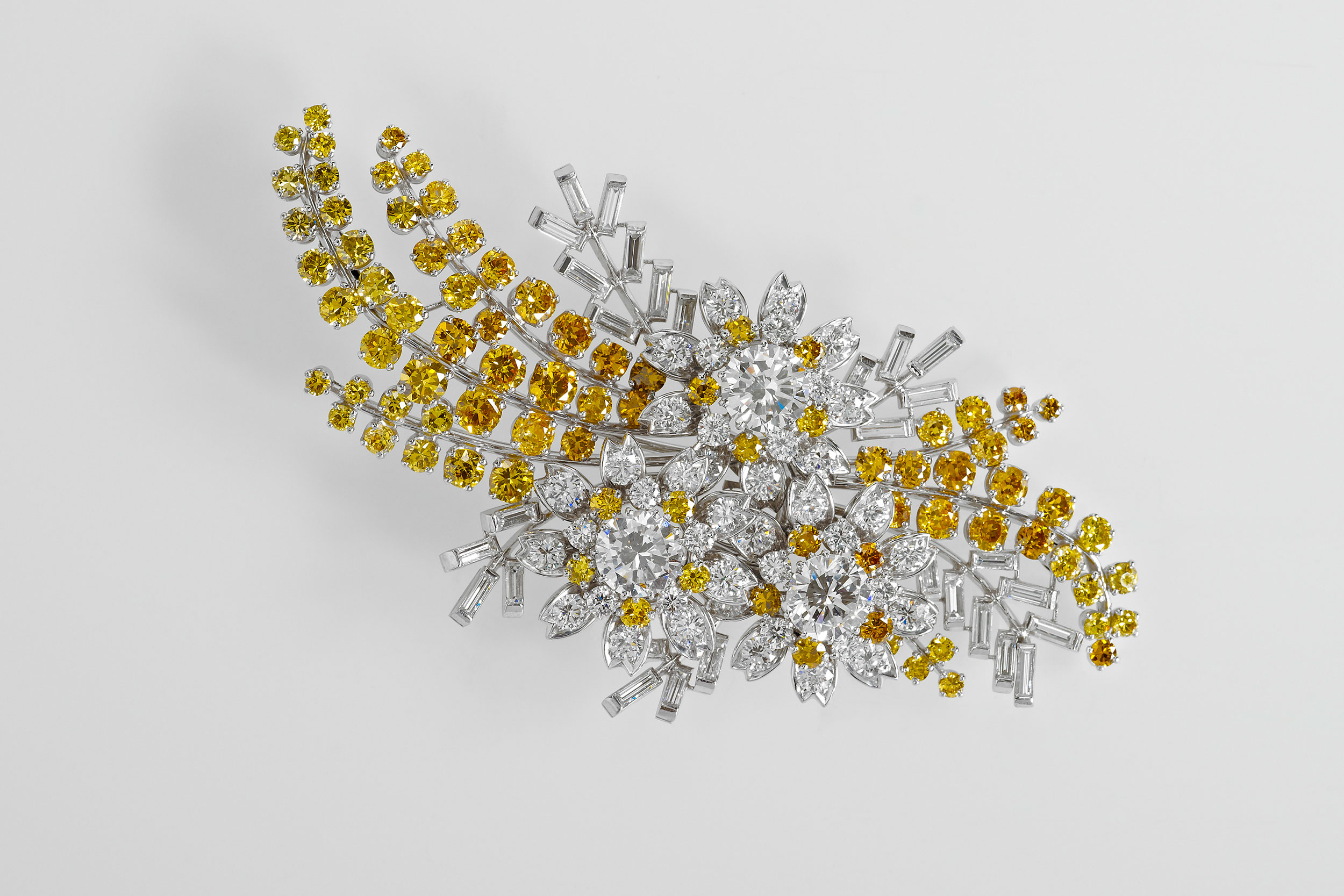 Home Design App Gold Her Majesty S Wattle Brooch Museum Of Applied Arts And
