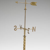 Ornamental weather vane, 1959, Collection: MAAS, H6706