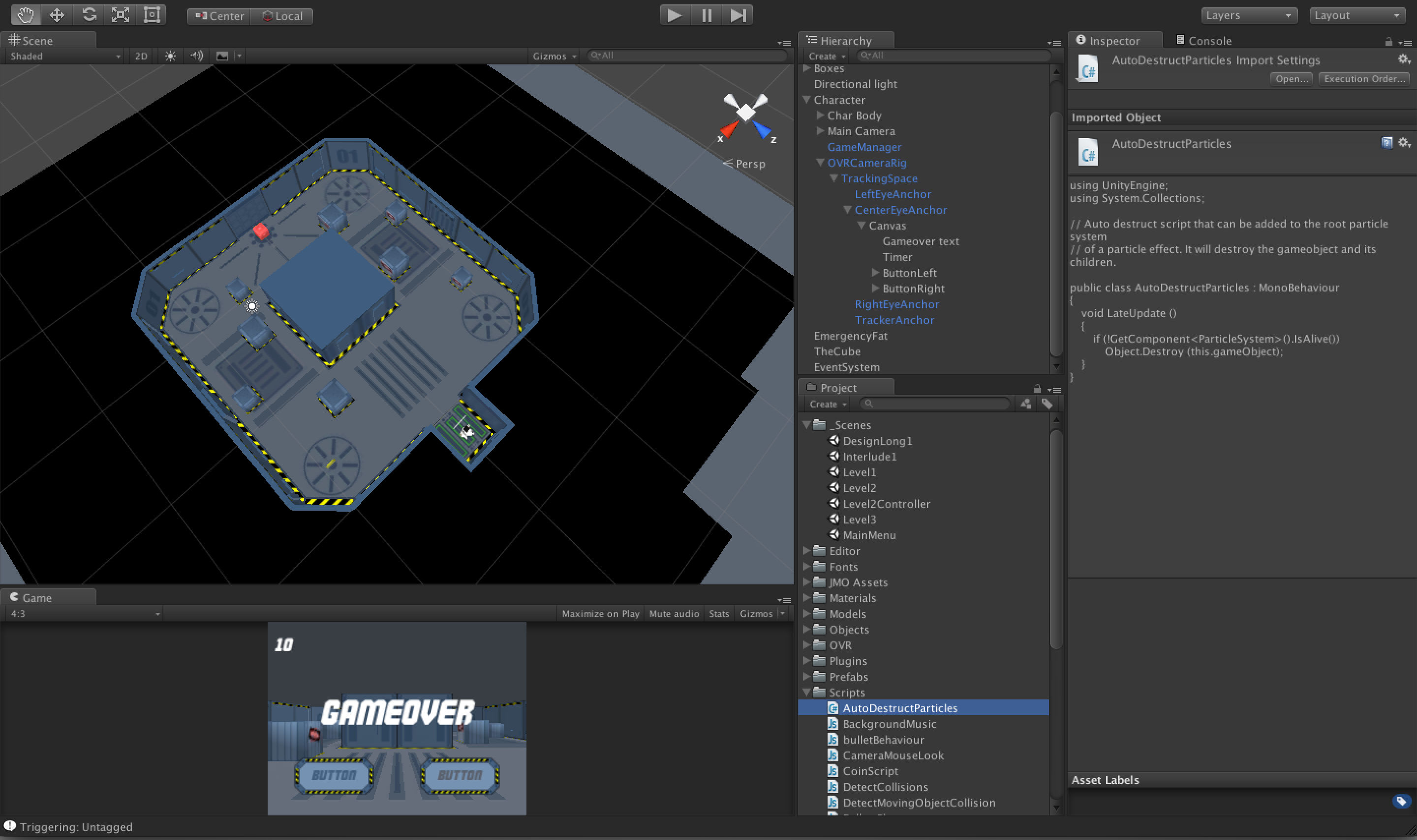 Unity Game Design: Local Multiplayer 2 Day (Ages 13-15) – Museum of