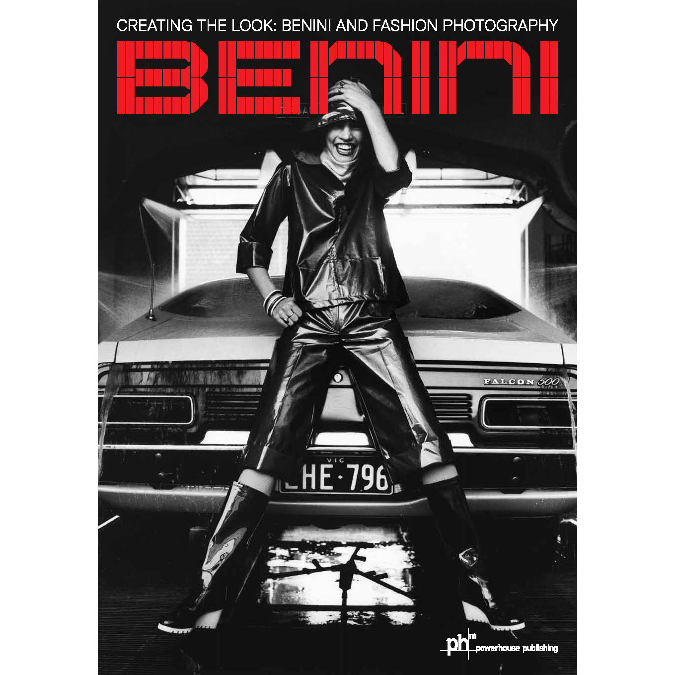Book cover, Creating the Look: Benini and Fashion Photography.
