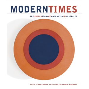 modern-times-modernism-in-australia-book-cover