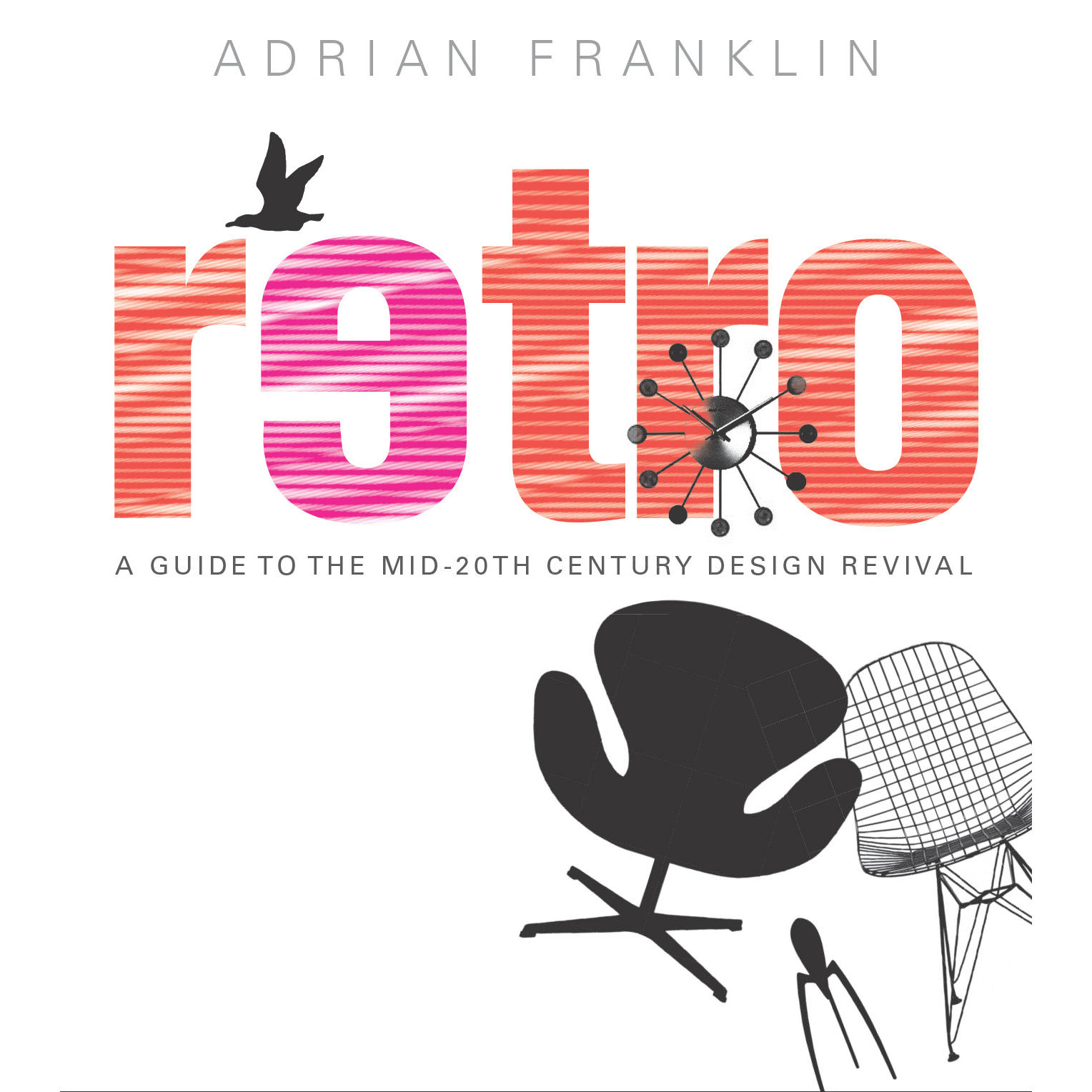 Book Cover Design Guide : Retro a guide to the mid th century design revival