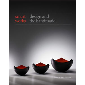Book cover, Smart Works: Design and the Handmade.