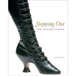 stepping-out-three-centuries-of-shoes-book-cover