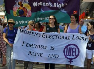 IWD March, Sydney, 2014. Photo: Peter Boyle, Green Left Weekly