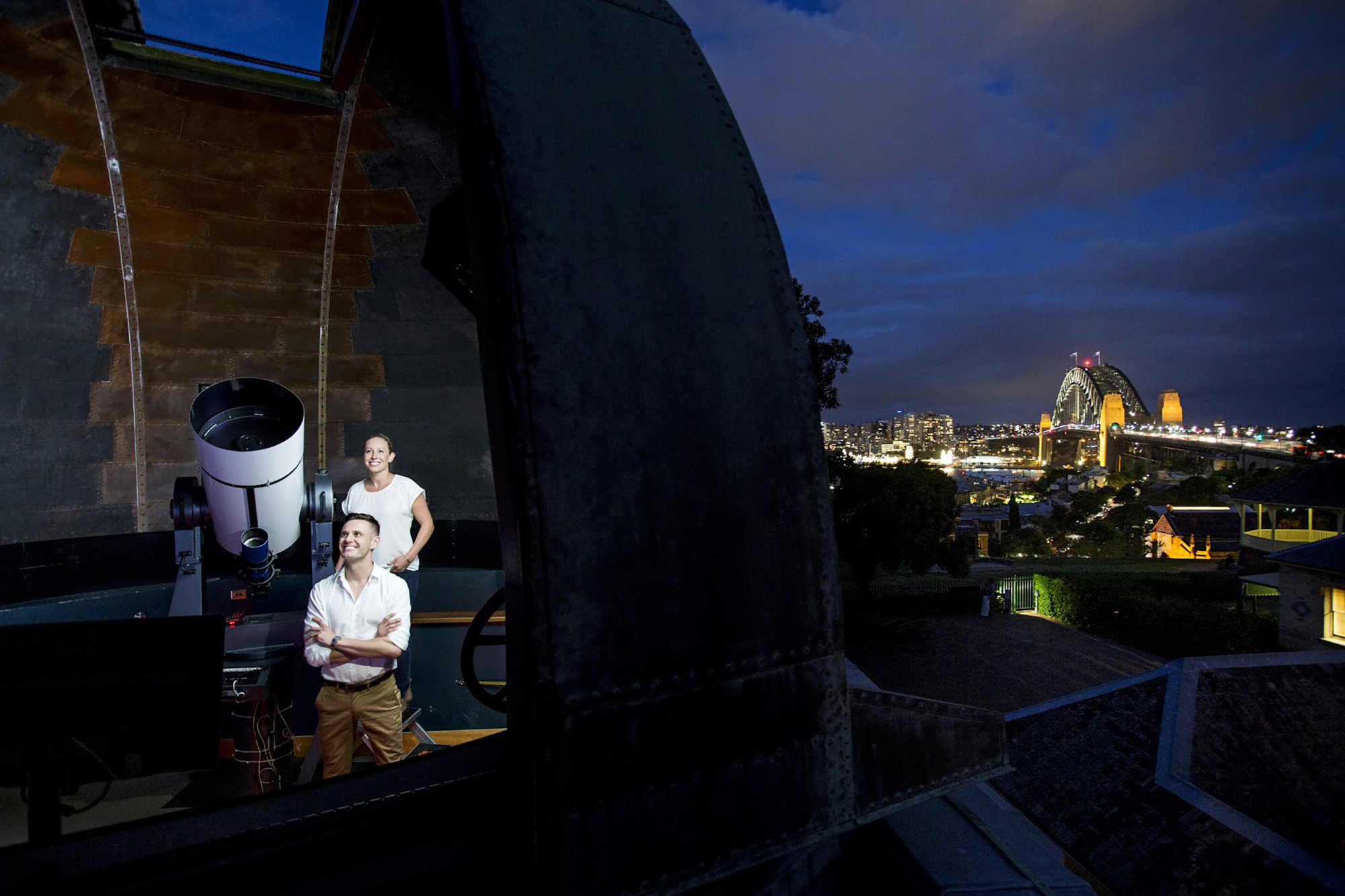Sydney Observatory Night Tours – Museum of Applied Arts and