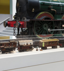 Recollect: Toy Trains exhibition views.