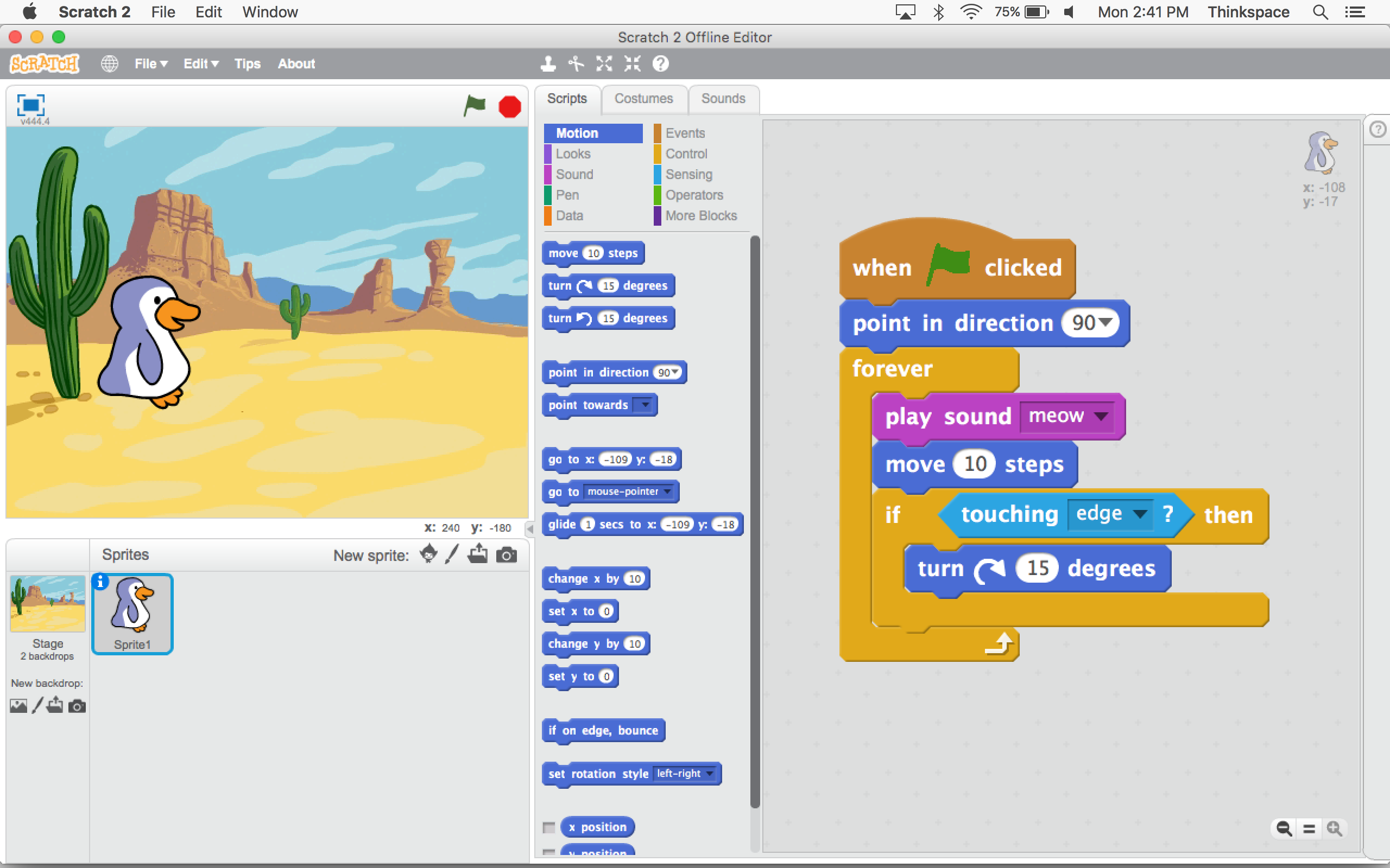 Jump Into: Scratch Game Design (Ages 8–10) – Museum of