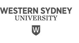 Western Sydney University logo. Click to visit their website.