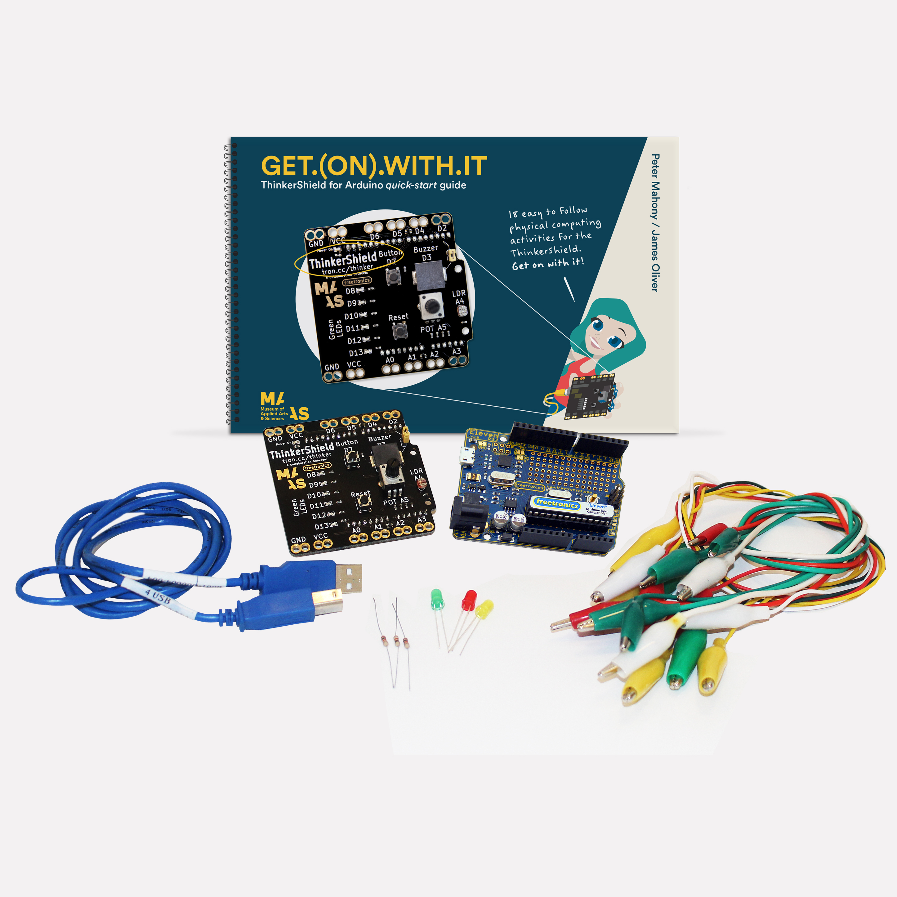 ThinkerShield All In One Coding Kit.