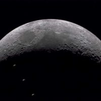 Photograph of Moon