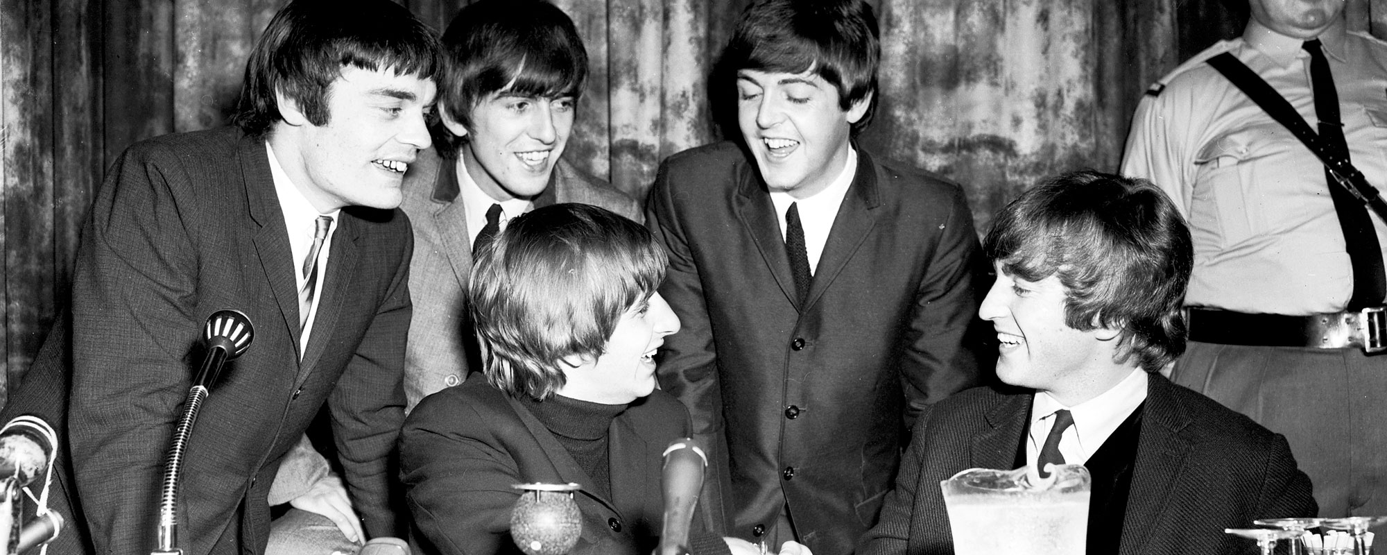 Beatles press conference