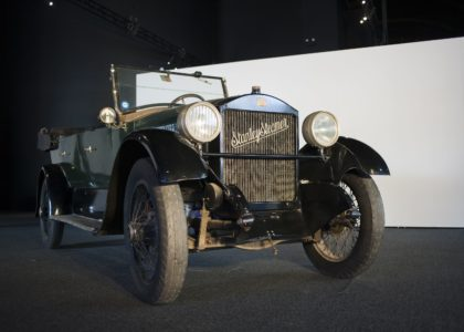 1921 Stanley Steamer model 740B 20 hp steam car Made 1921-1922 This Stanley steam car was built either late in 1921 or early in 1922 by the Stanley Motor Carriage Co of Newton, Massachusetts, USA. As the name suggests, the Stanley Steamer is powered by steam, as opposed to other alternative power sources like internal combustion engines. Steam cars were popular in Australia in the first decade of the 20th century, but fell from favour before having a brief resurgence in the 1920s. It is estimated that in 2002 there were about 40 steam cars in Australia and most of them were Stanleys.