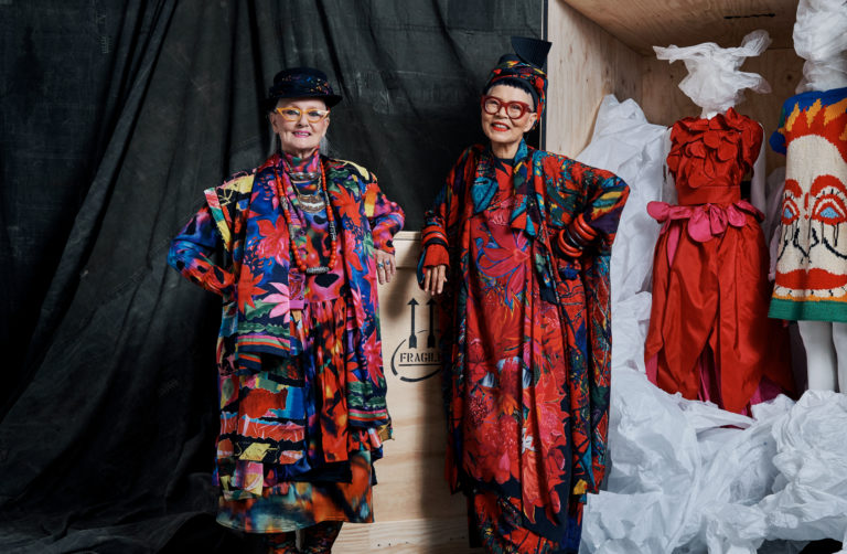 First Major Survey Exhibition Of Jenny Kee And Linda Jackson Announced Museum Of Applied Arts And Sciences