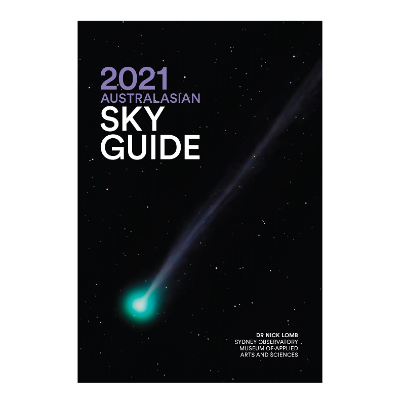 2020 Australasian Sky Guide available to purchase from the Powerhouse store or online.