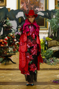 Red Waratah Jillaroo, Cooee Couture collection, Spring/Summer 2015