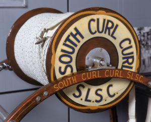 Surf reel from South Curl Curl Surf Life Saving Club