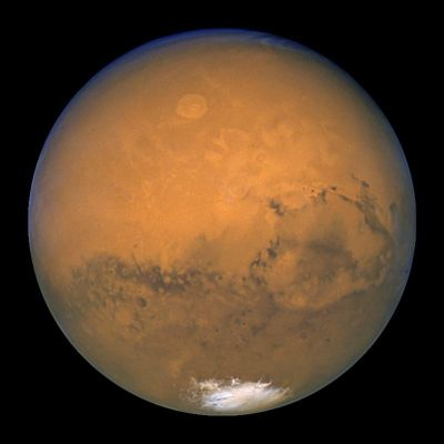 Mars 27 August 2003_Hubble Space Telescope