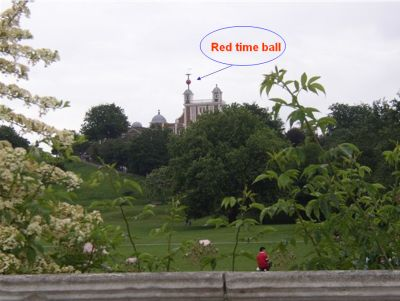 The time ball at Greenwich Observatory_Toner Stevenson