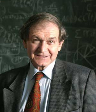 Sir Roger Penrose, from the 7th Edoardo Amaldi Conference on Gravitational Waves