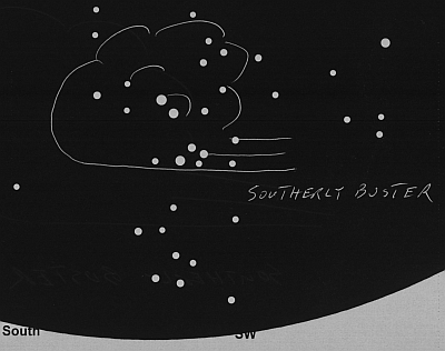 who named the southern constellations is it time for some new ones
