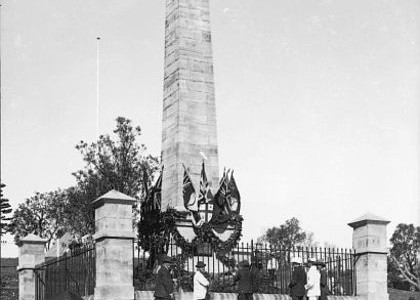 Captain Cook Monument_Kurnell_PHM