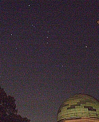 18_Orion from Sydney Observatory_Nick Lomb