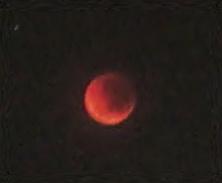 A previous Moon eclipse in June 2011. Photo Nick Lomb