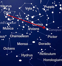 12_Finding Canopus_Sky Guide