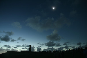 Total Solar Eclipse, Easter Island 2010. Photo and copyright Toner Stevenson ©, all rights reserved.