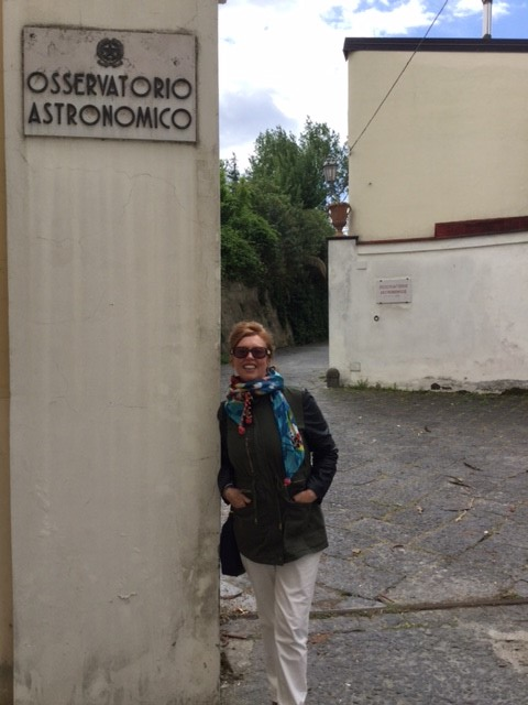 Toner Stevenson discovers another small observatory somewhere in Europe, 2016.