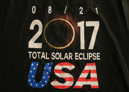 Eclipse USA T-Shirt Image 2017