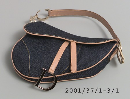 Bag designed by John Galliano