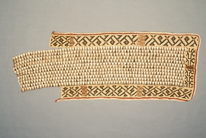 African Culture Textiles From Zaire Inside The Collection