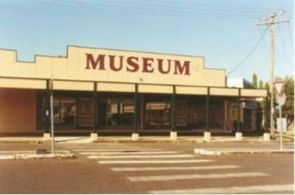 Street view of Manning Valley Historical Society Museum