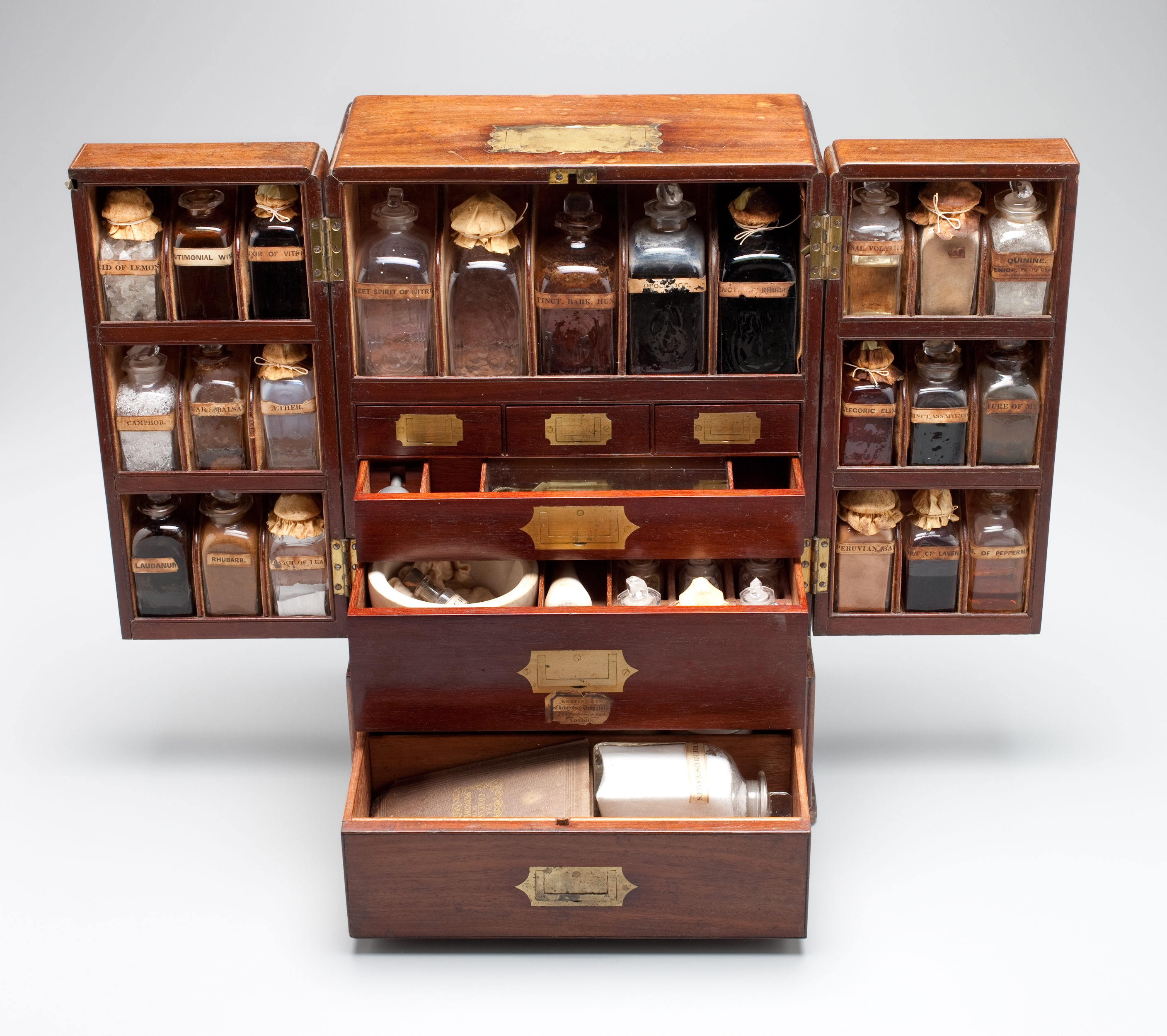 & Unveiling a medicine chest u2013 Inside the Collection