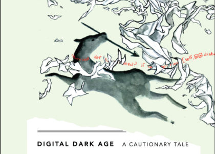 Digital Dark Age book cover