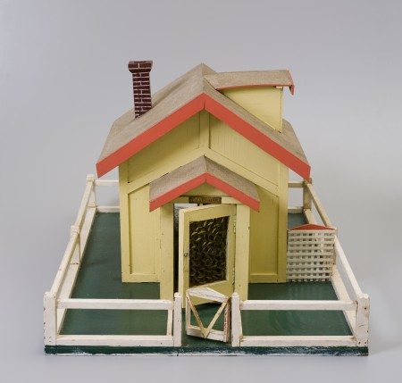 """Charlaine"" dolls house, 1946"