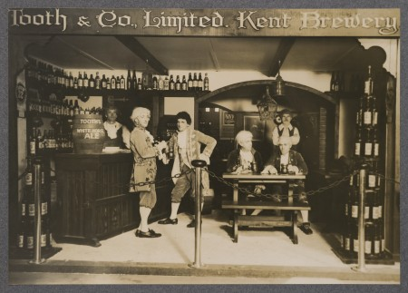 Tooth & Co, display Royal Easter Show 1920