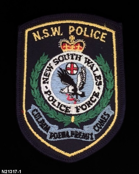 NSW Police Insignia