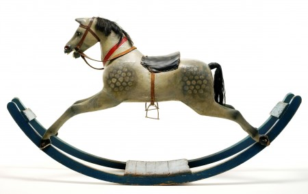 all i want for christmas is a rocking horse inside the collection