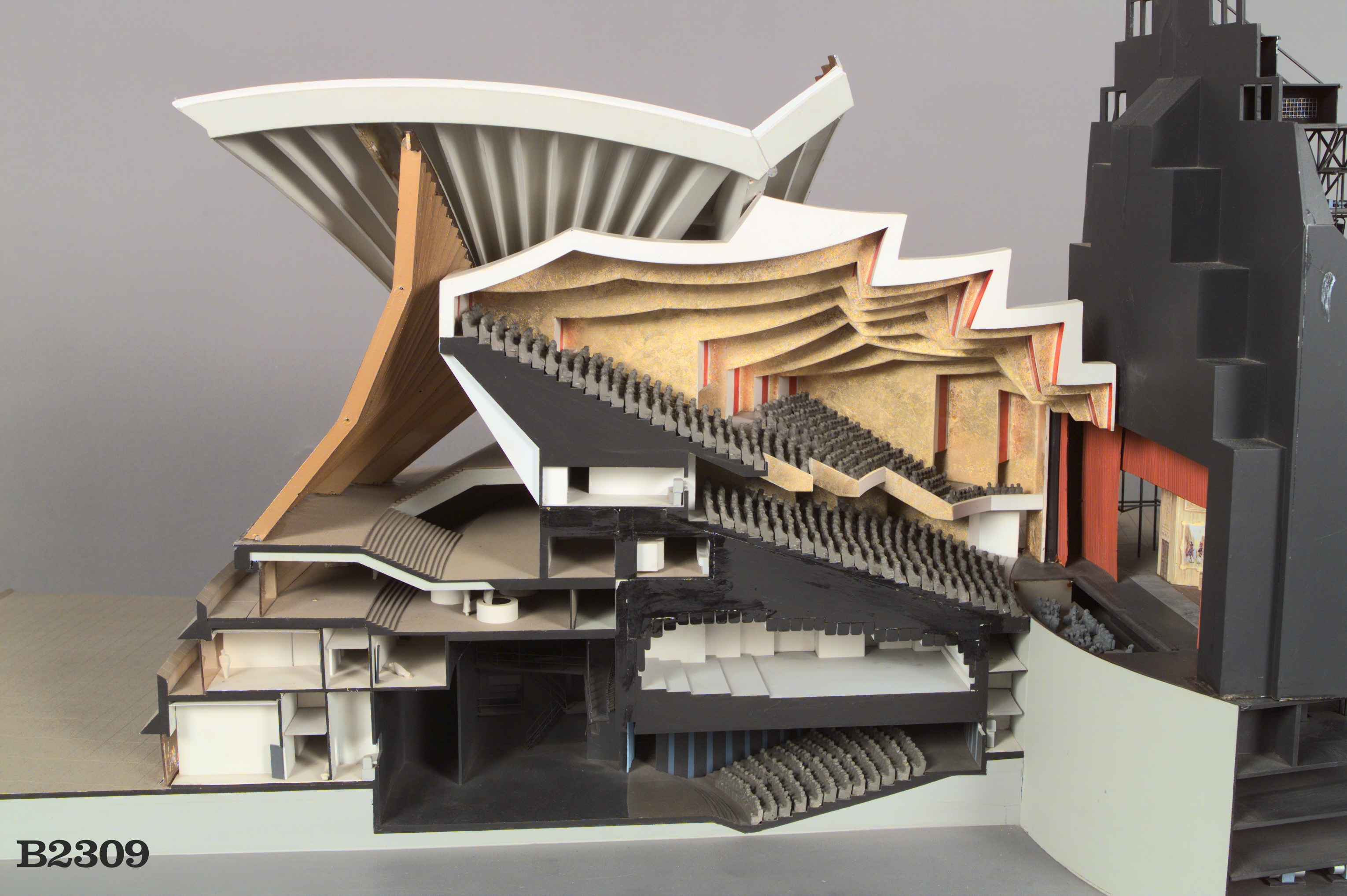Sydney opera house plans architecture for Experiential design sydney
