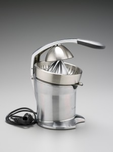 Photograph of Breville 800 Class Citrus Press closed