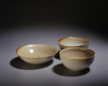 Photograph of `Still Life (Three Inseparable Bowls)'