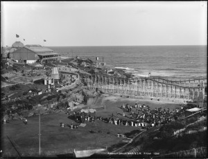 Photograph of Bondi Aquarium.