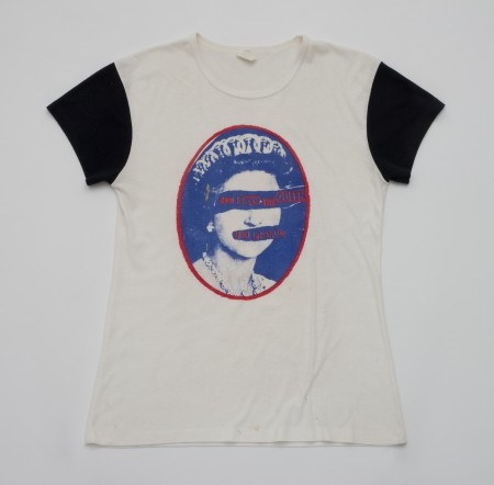 "Sex Pistols ""God save the Queen' t shirt"