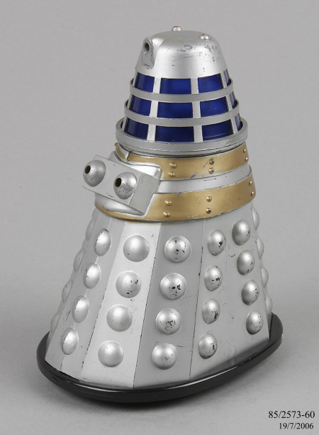 Photograph of Dalek