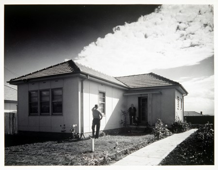 Photograph of Vandyke house at East Hills, 1948