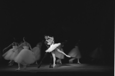 Photograph of Australian Ballet Company dancing mid 1960s