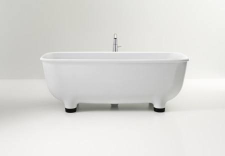 Photograph of bath from Caroma Marc Newson Bathroom Collection